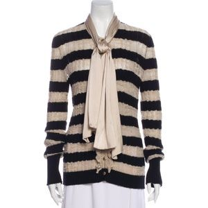 Chanel 2011 Cashmere Blend cardigan Sweater 38/40